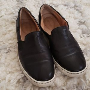 Sperry Top-siders Leather slip ons size 9